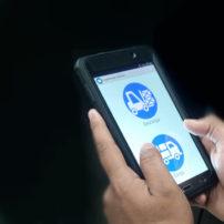 Uso de tecnología móvil para el control en bodega