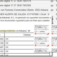 Envío automático de documentos digitales